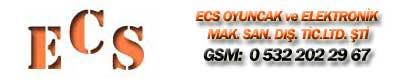 ECS Oyun makinaları, Ürünlerinin tanıtım sitesine